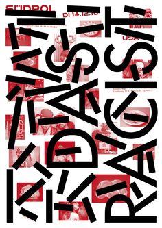 feixen - typo/graphic posters