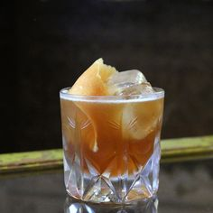 Presbyterian's Revenge 2 ounces of blended Scotch ¾ ounce of Cynar ¼ ounce of lemon juice ¼ ounce of simple syrup dash of orange bitters top with ½ ounce of club soda garnish with a big twist of grapefruit