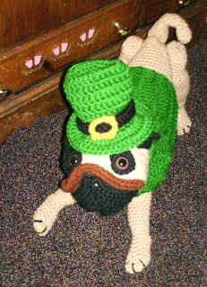 St Patricks crochet Patterns | ... the St. patricks day Free Crochet Patterns Category and Knit Patterns
