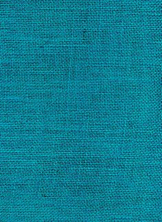 TURQUOISE  TEAL   Burlap Ribbon  4 inches x 3  by HouseofBurlap, $5.00