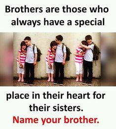 Sibling Memes - Use these funny sibling images to troll your brothers and sisters or share sibling day memes. Enjoy these fun memes about siblings. Brother And Sister Memes, Brother Sister Relationship Quotes, Funny Sister Memes, Brother Humor, Brother Birthday Quotes, Brother Sister Quotes, Brother Status, Relationship Goals, Sibling Quotes
