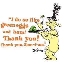Dr Seuss Green ... Dr. Seuss Green Eggs And Ham Book Online