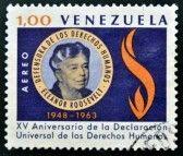 Venezuela - XV Aniversario de la Declaracion de los Derechos Humanos.