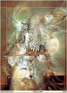 Susan Seddon Boulet Paintings