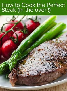 How to Cook a Perfect Steak - Sydnee PeacockSydnee Peacock