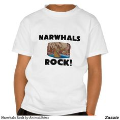 Narwhals Rock Shirt