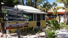 Wreck Bar & Grill, Rum Point