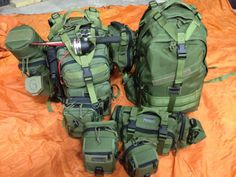 I am a Maxpedition addict.... I love maxpedition gerar... all there stuff ... I have like 3 bags a wallet and other things