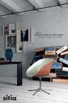 #Sita #Hibiscus #MeLaMediaLab #iuav #interiordesign #design #3Dmodels #3D