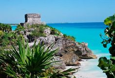 Tulum, Mexico... Was already here on my honeymoon but dreaming of the days til I can go back!!