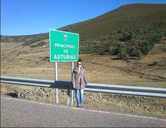 #Frontera #EntreAsturiasyLeón