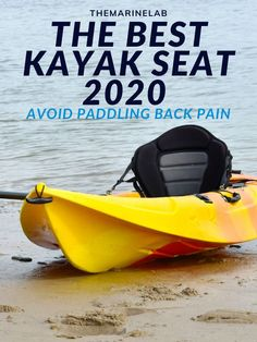 "Kayaking is great fun but when you start to suffer from a bad back or general ""sitting pain"", the fun slowly begins to fade. However, investing in a quality kayak seat will allow you to comfortably enjoy kayaking for long periods of time. #kayakingadventures #kayakingfun #kayakingtrip #kayakingislove Kayak Seats, Sit On Top, Kayaking, Kayaks"