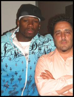 My Brawl with 50 Cent