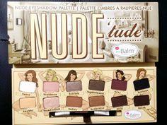Ami's Magic Box: Review: [theBalm] Nude'tude Eyeshadow Palette http://amismagicbox.blogspot.com/2014/05/review-thebalm-nudetude-eyeshadow.html