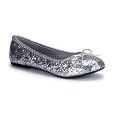I'm wearin' flats for my wedding.  Sparkly, shiny, comfortable, won't-make-your-feet-swell-to-twice-their-size flats.