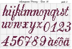 Women S Shoes Victorian Era Cross Stitch Alphabet, Cross Stitch Patterns, Stitching Patterns, Abc Letra, Pixel Font, Crochet Letters, Square Patterns, Embroidery Fonts, Letters And Numbers