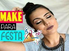 Assista esta dica sobre Maquiagem FESTA durante o DIA | Casamento, Formatura, Aniversário | por Mayara Cardoso e muitas outras dicas de maquiagem no nosso vlog Dicas de Maquiagem.