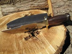 Just Handmade / Custom Knives - Listings View Handmade Bowie Knife D2 Steel Blade And Cocobolo Handle.       #handmade #knives #customknives