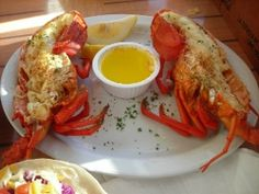 Coyote Grill, 31621 Coast Hwy, Laguna Beach. The best place for local lobster.