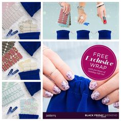 One of the biggest shopping events in the US is coming this weekend and lucky for the rest of us, Jamberry Black Friday and Cyber Monday sales are hitting Australia, New Zealand, Canada & UK too! You won't want to … Continued