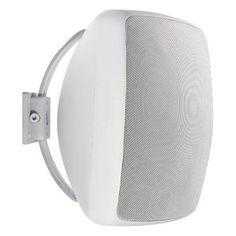 Jamo - 2-Way Indoor/Outdoor Speakers (Pair) - Larger Front