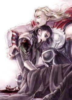 Loki n Thor