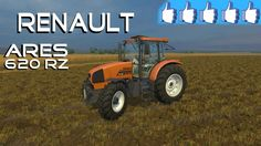Review Renault Ares 620 RZ #FS15