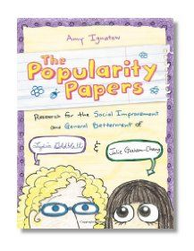 Fifth graders Lydia and Julie are best friends determined to crack the code of popularity. They diligently fill a notebook with observations of the popular girls and study what they have learned with the hope that...