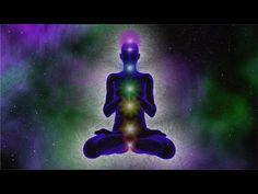 Chakra Realignment Therapy, Balancing The Chakras, Guided Meditation Visualization, Chakra Music - YouTube