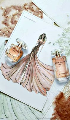 Elie Saab! One of the most beautiful scents I have ever smelled in my life!