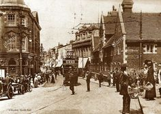 North End Croydon Surrey England in the Early 1900's