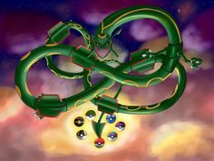 Well i'm actually really rather pleased with this which is weird because for a while and in fact even after the line drawing was finished I really wasn'. Come Forth, Rayquaza! Grant me my Wish Mega Rayquaza, Pokemon Rayquaza, Charizard, Pokemon Dex, Pokemon Pins, Rayquaza Wallpaper, Deadpool Pikachu, Pokemon Official, Pokemon Pictures