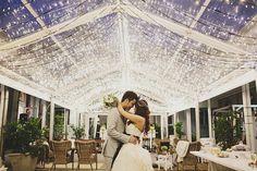 Woodsy Wedding in Melbourne // Wedding Reception Venue: Abbotsford Convent
