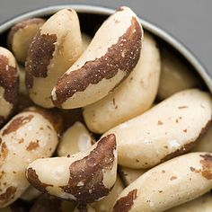 Brazil Nuts are high in protein, healthy fats, and selenium, a mineral that's essential for proper immune function and may help guard against infections and flu. | health.com