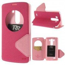 Capa Livro LG G3 Magnética Rosa R$37,60