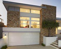 Cosmopolitan - Surfmist Sectional Garage Doors, Cosmopolitan, Exterior, Colours, Outdoor Decor, House, Design, Home Decor, Haus