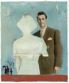 collages : Frederique Bertrand