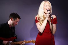 One Plus One   Singer Guitar Duo To Book Or Hire   Sternberg Clarke