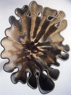 Sculpture by John Grade, 2004