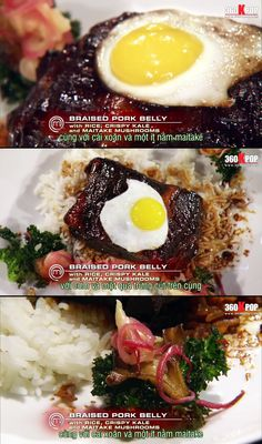 Candidate: Christine Ha. Final Round. Masterchef Season 3.