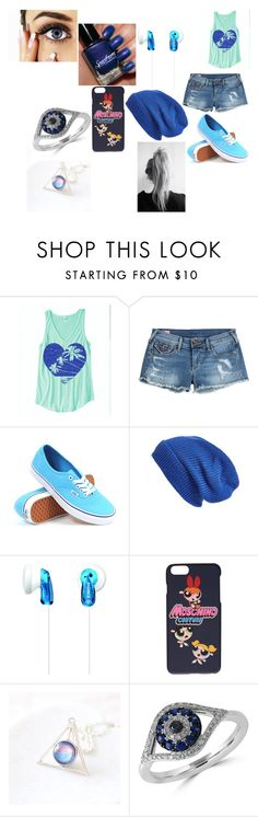 """""""Chloe's outfit"""" by adara-omgg-laceup on Polyvore featuring beauty, True Religion, Vans, Phase 3, Sony, Moschino and Effy Jewelry"""