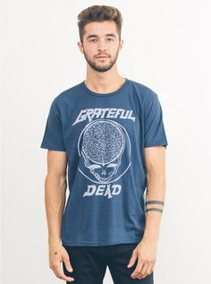 Grateful Dead Tee by JF Clothing
