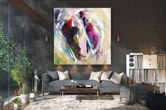 Items similar to Large Modern Wall Art Painting,Large Abstract Painting on Canvas,texture painting,gold canvas painting,gallery wall art on Etsy Textured Wall Art, Original Paintings, Modern Abstract Painting, Abstract Wall Art, Large Abstract Wall Art, Abstract Canvas Art, Abstract Decor, Canvas Painting, Large Modern Wall Art