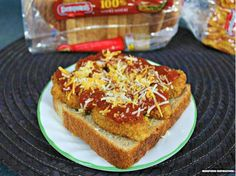 Watch Nancy Sandwich It with her leftovers and create this yummy Breaded Chicken Marinara Sandwich!