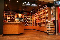 "Colio Estate Wines""s winery retail boutique. Retail Boutique, Wines, Liquor Cabinet, Storage, Furniture, Home Decor, Homemade Home Decor, Retail Merchandising, Larger"