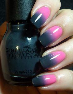 Sally Hansen Xtreme Wear - Razzy and Sinful Colors - Ardoise! by BreezyTheNailPolishLover  #NailArt #Nails