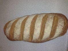 Sugar Free Fat Free dark rye bread