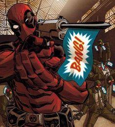 Bang !! Deadpool