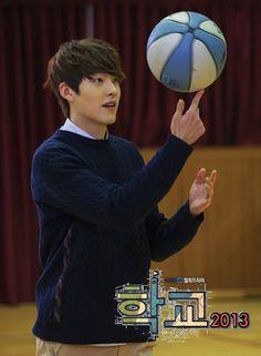 건전한 자료실 :: 학교2013 11~12화 김우빈(박흥수) 스틸컷