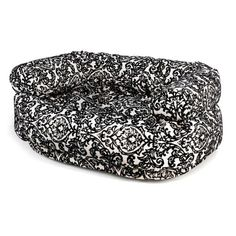 Bowsers Double Donut Dog Bed >>> Discover this special dog product, click the image : Dog Carriers and Travel Products